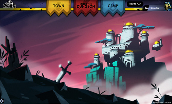 Dungeon界面图2