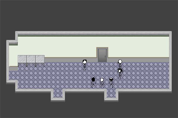 逃离四院界面图1