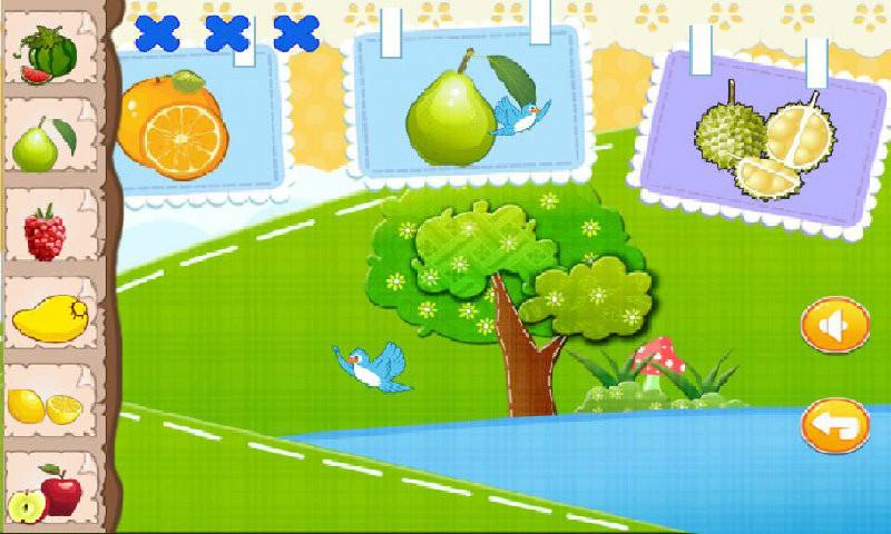 儿童宝宝学水果 v1.0.350 安卓版界面图4