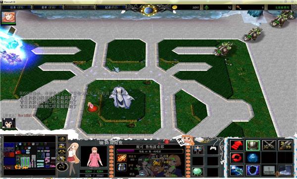 魔兽地图错乱的时空界面图2