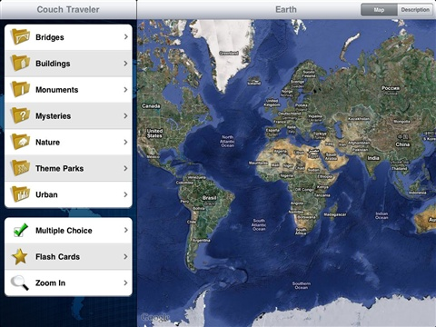 地球探索者earth explorer v6.1 免费版