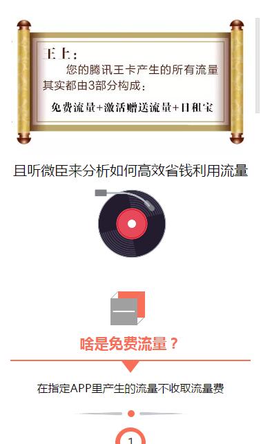 腾讯大王卡一键申请平台 v1.0 ios版界面图1