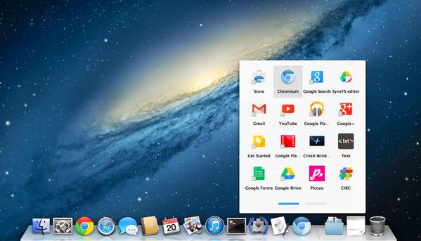 Chromium  v78.0.3908.0 Mac最新版