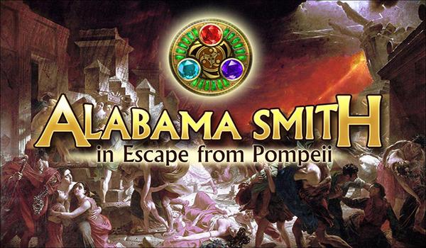 阿拉巴马史密斯逃离庞培城 V1.1 Mac版界面图2