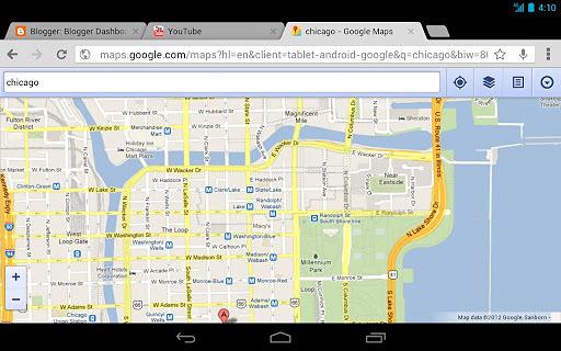 Chrome浏览器测试版 v56.0.2924.59  安卓版界面图1