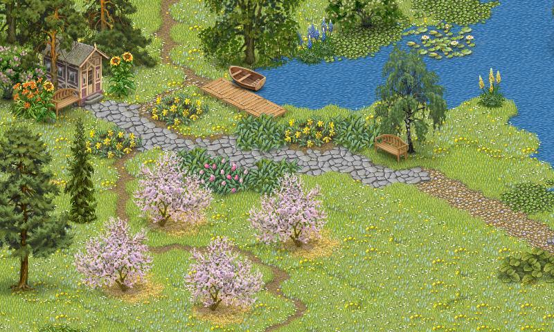 御花园 v2.20 安卓版界面图1