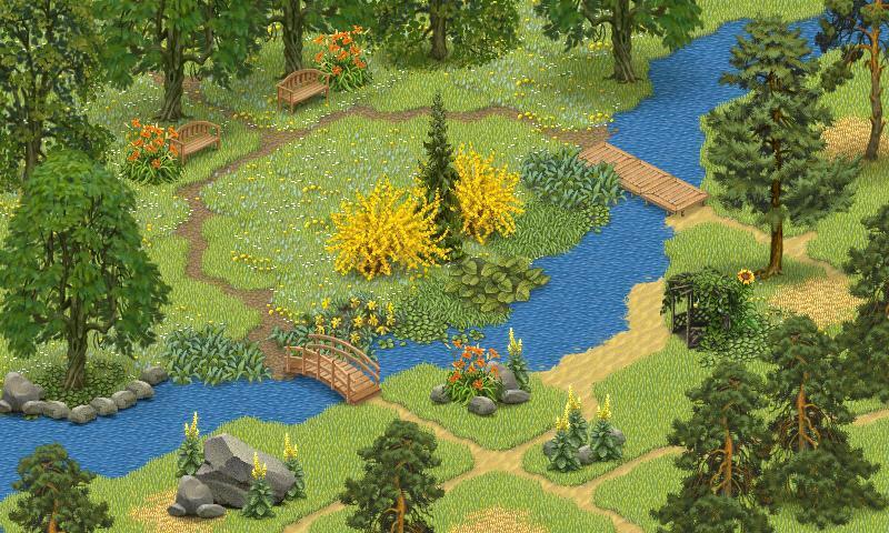 御花园 v2.20 安卓版界面图2