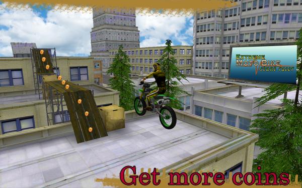 极限摩托特技 v1.2 安卓版界面图1