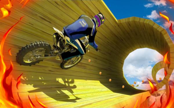 极限摩托特技 v1.2 安卓版界面图5