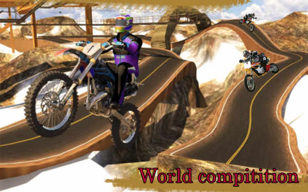 极限摩托特技 v1.2 安卓版界面图4