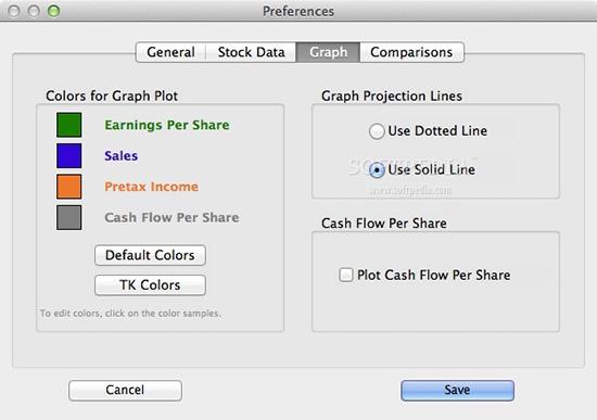 Stock Investment Guide V4.1.0 Mac版界面图1