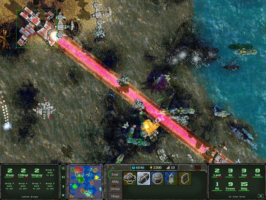 海陆空大战 v1.0.4 安卓版界面图3