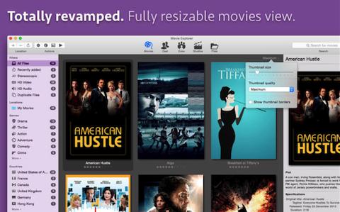 Movie Explorer  V1.7.1  Mac版界面图3