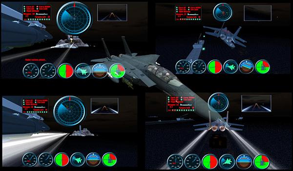 F15飞行战斗机 V2.0 Mac版界面图1
