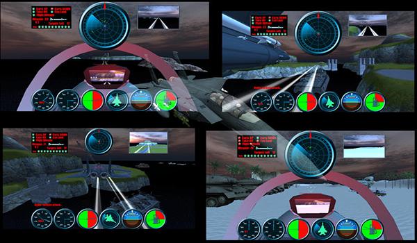 F15飞行战斗机 V2.0 Mac版界面图2