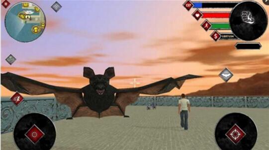 吸血鬼变身领主3D预览图
