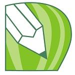 CorelDraw(CDR) X4 绿色