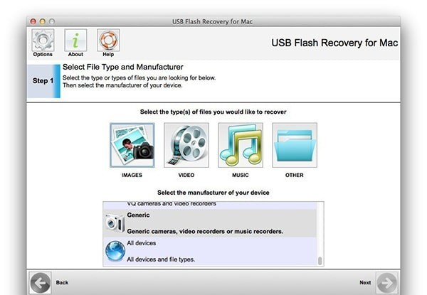USB Flash Recovery官方预览图