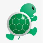 logo小海龟画图 v9.5 绿色版
