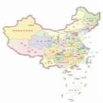 中国标准地图2019版 v1.0 高清大图版