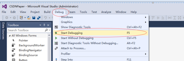 Visual Studio 2015第9张预览图