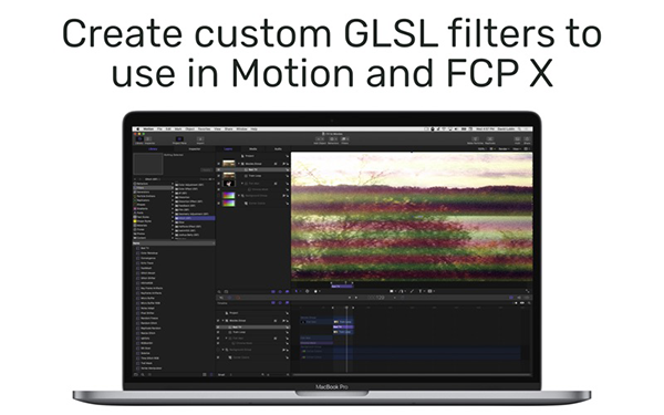ISF for Motion最新版 Mac版