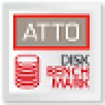 ATTO Disk Benchmark磁盤基準測試 v4.00 綠色版