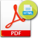 Adept PDF To Html Converter v3.40 官方版