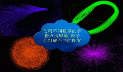魔幻粒子iPhone第3张预览图片