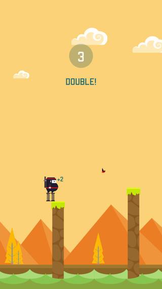 忍者弹弹弹 V1.2 iPhone版