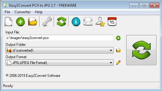 Easy2Convert PCX to JPG下载预览图