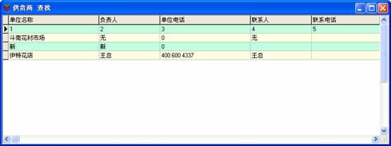 花店业务通软件第18张预览图
